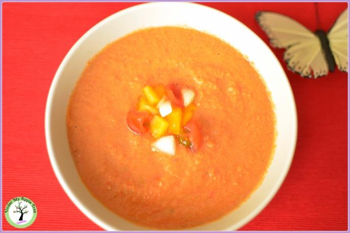 Gazpacho Andaluz recipe