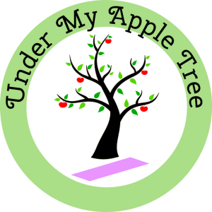 Under My Apple Tree blog logo