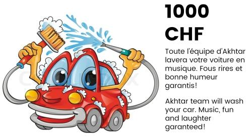 1000 - car wash