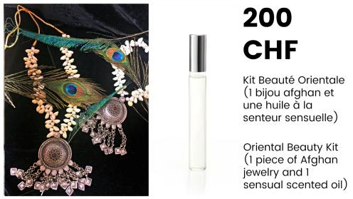 200 - Beauté orientale