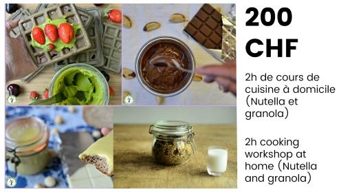 200 - Cours cuisine
