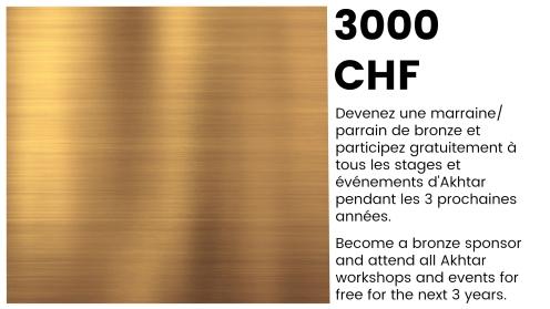 3000 - bronze