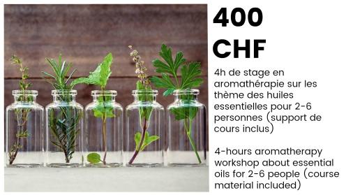 400 - Aromathérapie
