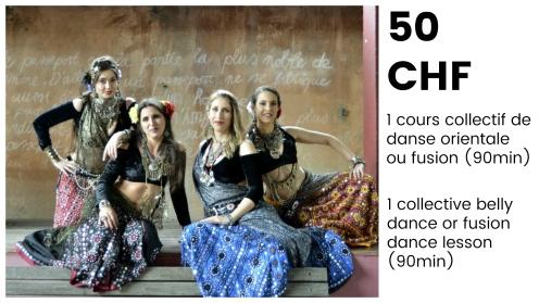 50 - cours de danse
