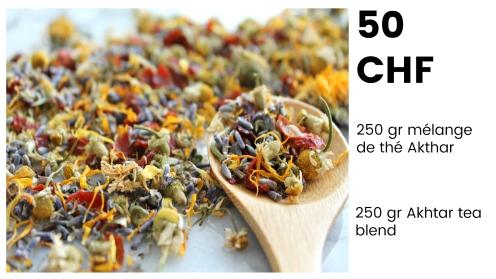 50 - thé