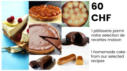 60 - gâteaux