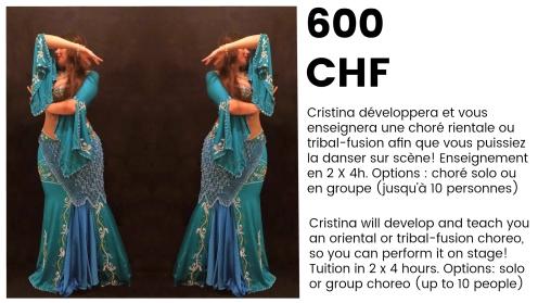 600 - Choreo